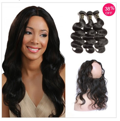 360 Lace Frontal Trend With Besthairbuy
