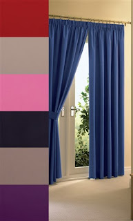 Left Handed Curtains