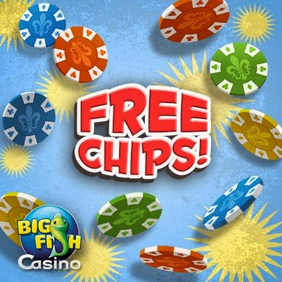 big fish casino free chips no survey