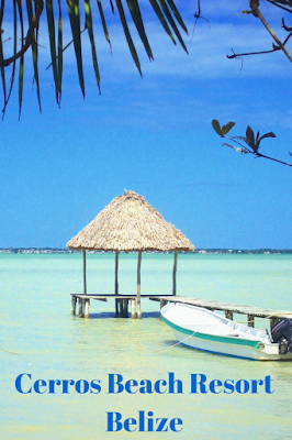 Travel the World: Cerros Beach Resort on Corozal Bay in northern Belize.