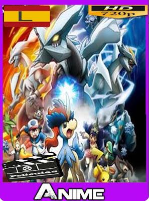 Pokemon Película: Kyurem y El Espadachin Mitico (2012) latino HD [720P] [GoogleDrive] rijoHD