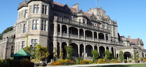 Shimla Attraction - Viceregal Lodge