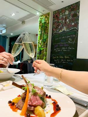 兩公婆撐枱腳生日飯 - 小清新西班牙菜