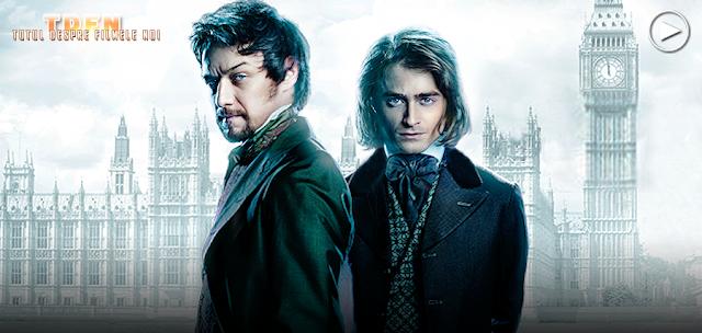 Primul trailer pentru filmul Victor Frankenstein cu James McAvoy și Daniel Radcliffe