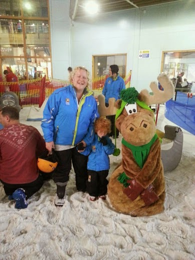Play n Cake for under 4's at Mini Moose Land Snow Play Chill Factore Manchester