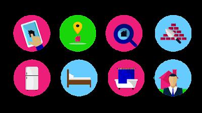 banyak platform online penyedia properti