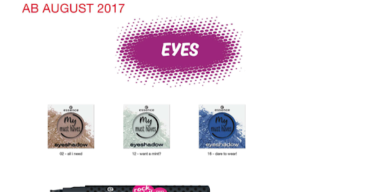 [NEWS] Os EX-PRODUTOS do sortimento fixo da Essence - Update 2017/2