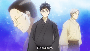 Chihayafuru 3 Episodio 12