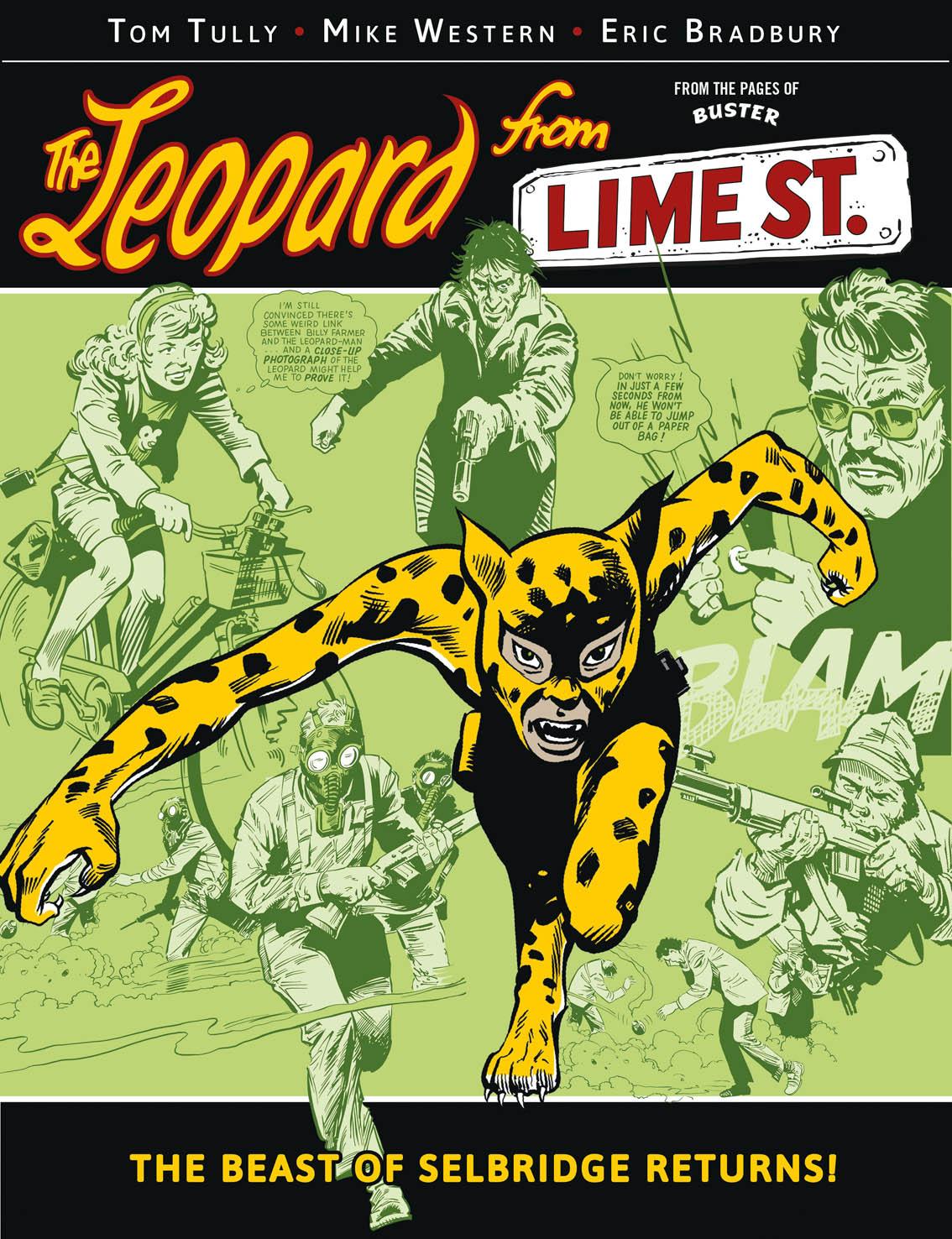 Comic Book Commando Font