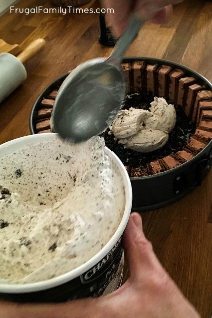 cookies and cream easy ice cream cake recipe