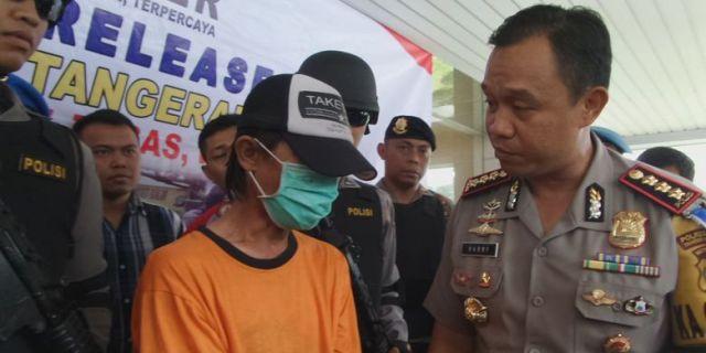 Sopir Angkot Penabrak Pengemudi Grabbike Terancam Hukuman Mati