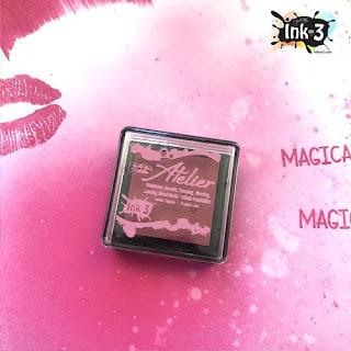 Atelier Sweet Petunia Pink Cube