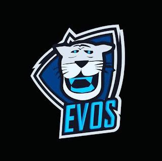Roarrr Team Evos Dota 2 Indonesia