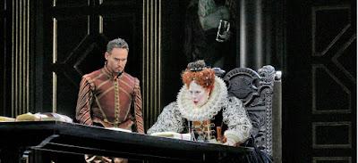 Mariusz Kwiecien & Sondra Radvanovsky - Donizetti Roberto Devereux - Met Opera Live in HD