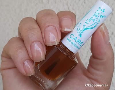 Cuidado com as unhas, La Femme,