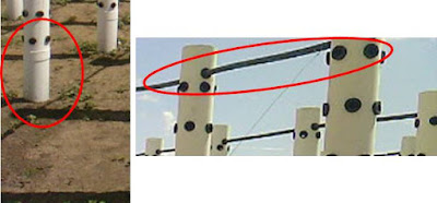 """""""Cultivos Verticales con tubos de PVC-5"""""""