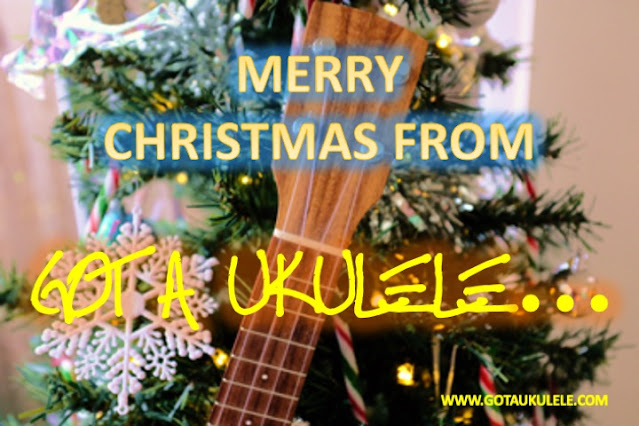 Got A Ukulele Christmas