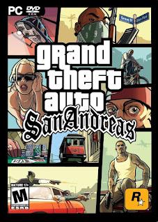 Grand Theft Auto San Andreas PC