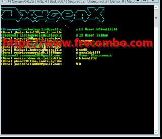 OXYGENX MINECRAFT CHECKER BY SHADOW OXYGEN