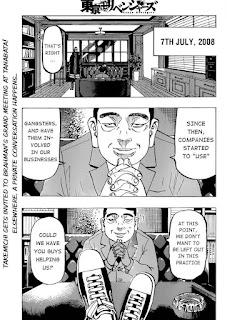 Read Tokyo Revengers Manga Chapter 218 English