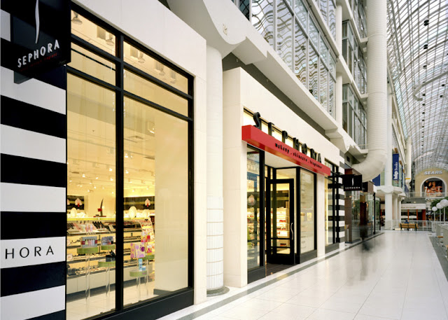 Sephora no Toronto Eaton Centre