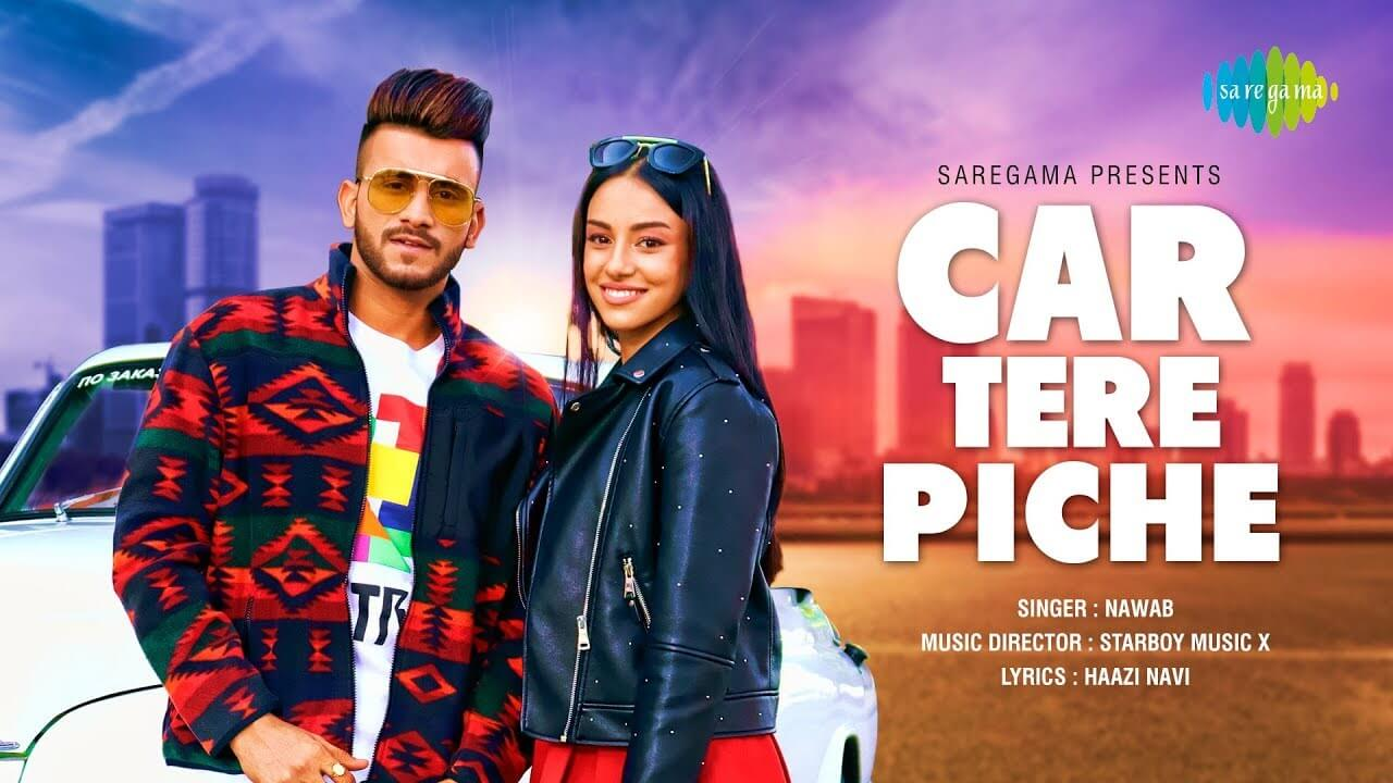Car Tere Piche lyrics in Hindi
