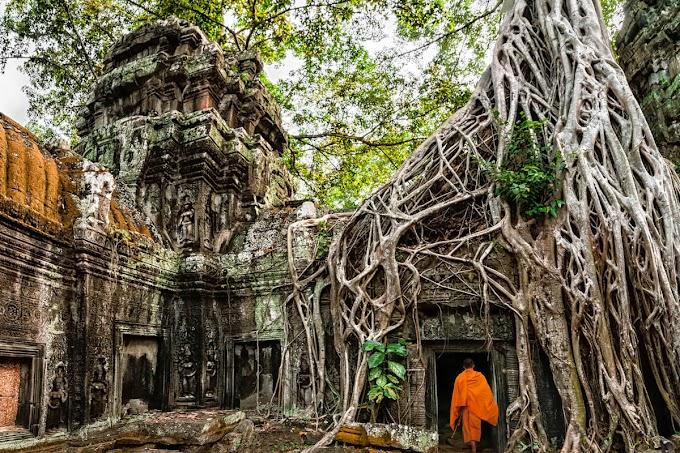 Visite angkor en 3 jours avec le temple de banteay srei