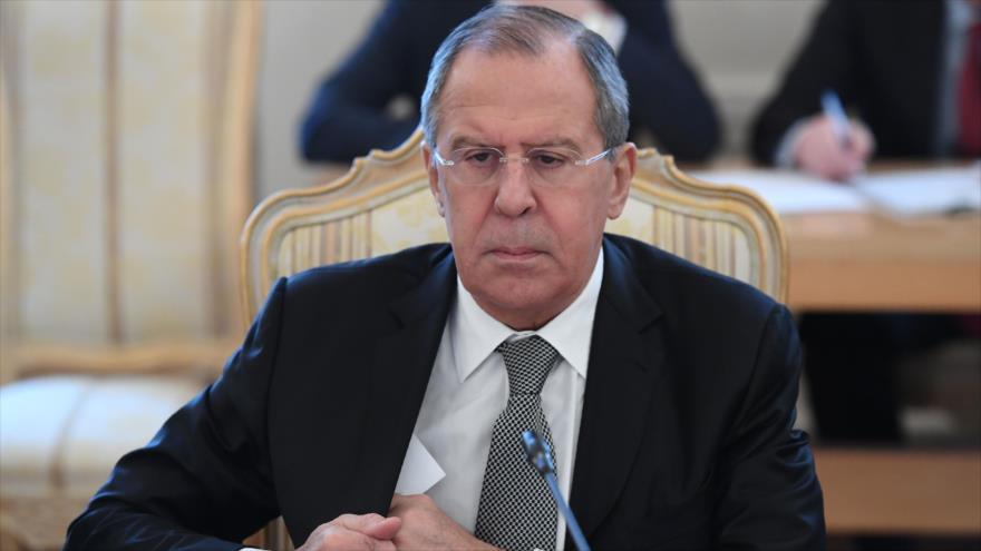 Lavrov a Trump: Irán no es patrocinador del terrorismo