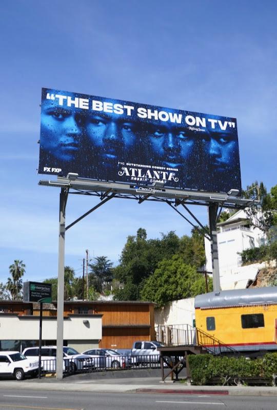 Atlanta season 2 Emmy FYC billboard