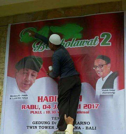 """Senator Bali Tidak Mau Ada Judul """"Bali"""" pada Acara Sholawat, Begini Tanggapan Netizen"""