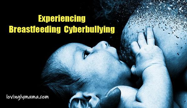 breastfeeding cyberbullying - benefits of breastfeeding - breastfeeding mom - Bacolod mommy blogger - Bacolod blogger - motherhood