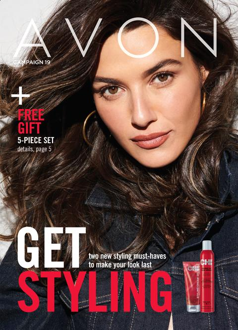 AVON Campaign 19 2020 Brochure Online - Get Styling