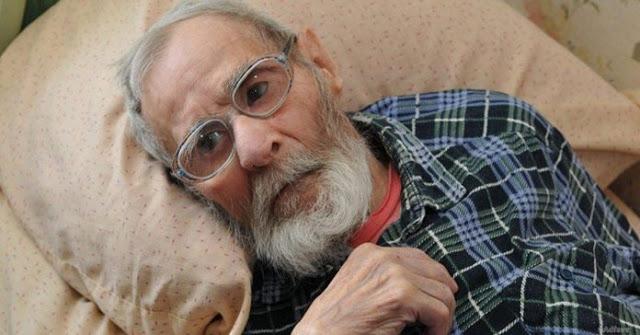 Вернувшись из дома престарелых, куда он отвез своего отца, мужчина онемел от вопроса 5-летнего сына