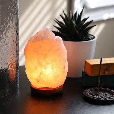 Cuales son los beneficios de las lámparas de sal