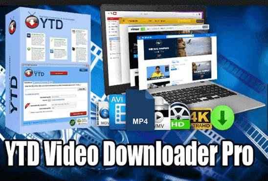 تحميل وتفعيل برنامج YTD Video Downloader Pro عملاق تحميل وتحويل صيغ الفيديو