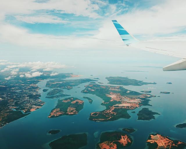 Daftar Negara Kepulauan Terbesar di Dunia