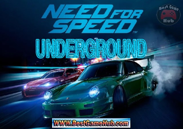 Need for Speed Underground Full Version PC Game Free Download