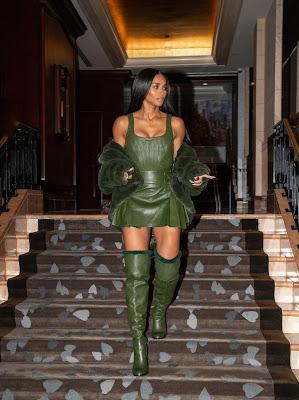 Ciara fashion and style looks latest