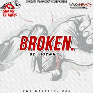 Broken (By HoyWrites)