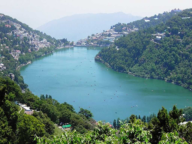 Nainital Attraction : Naini Lake