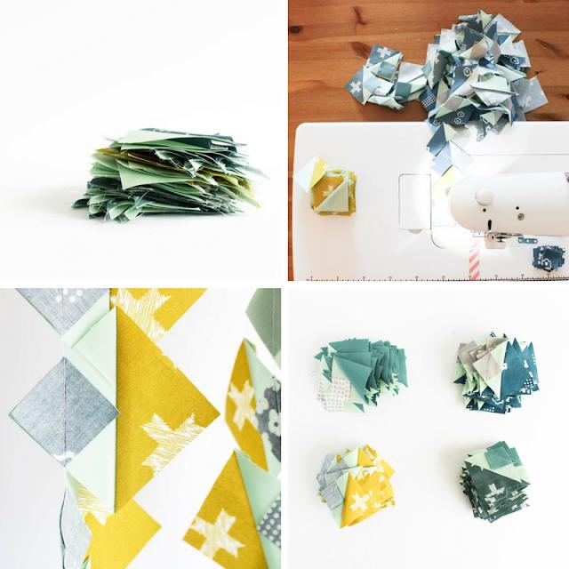 Plus Infinity Quilt | Modern Quilt Pattern | Shannon Fraser Designs | Scandinavian Style
