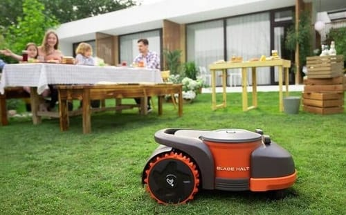 Segway brings the most intelligent robotic lawn mower to the market