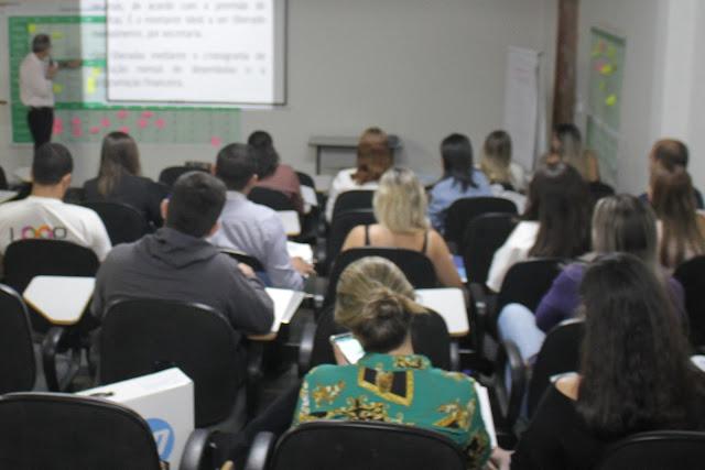 Sebrae promove capacitação com agentes de desenvolvimento avançado