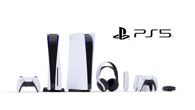 Desain Resmi PS5 Sudah Keluar! Lebih Bagus dari XBOX Series X?