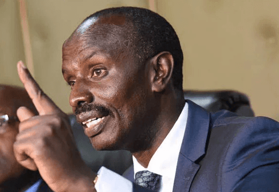 KNUT secretary general Wilson Sossion news and Photos