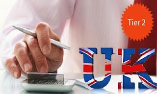 Eligibility Criteria For A Tier 2 Visa