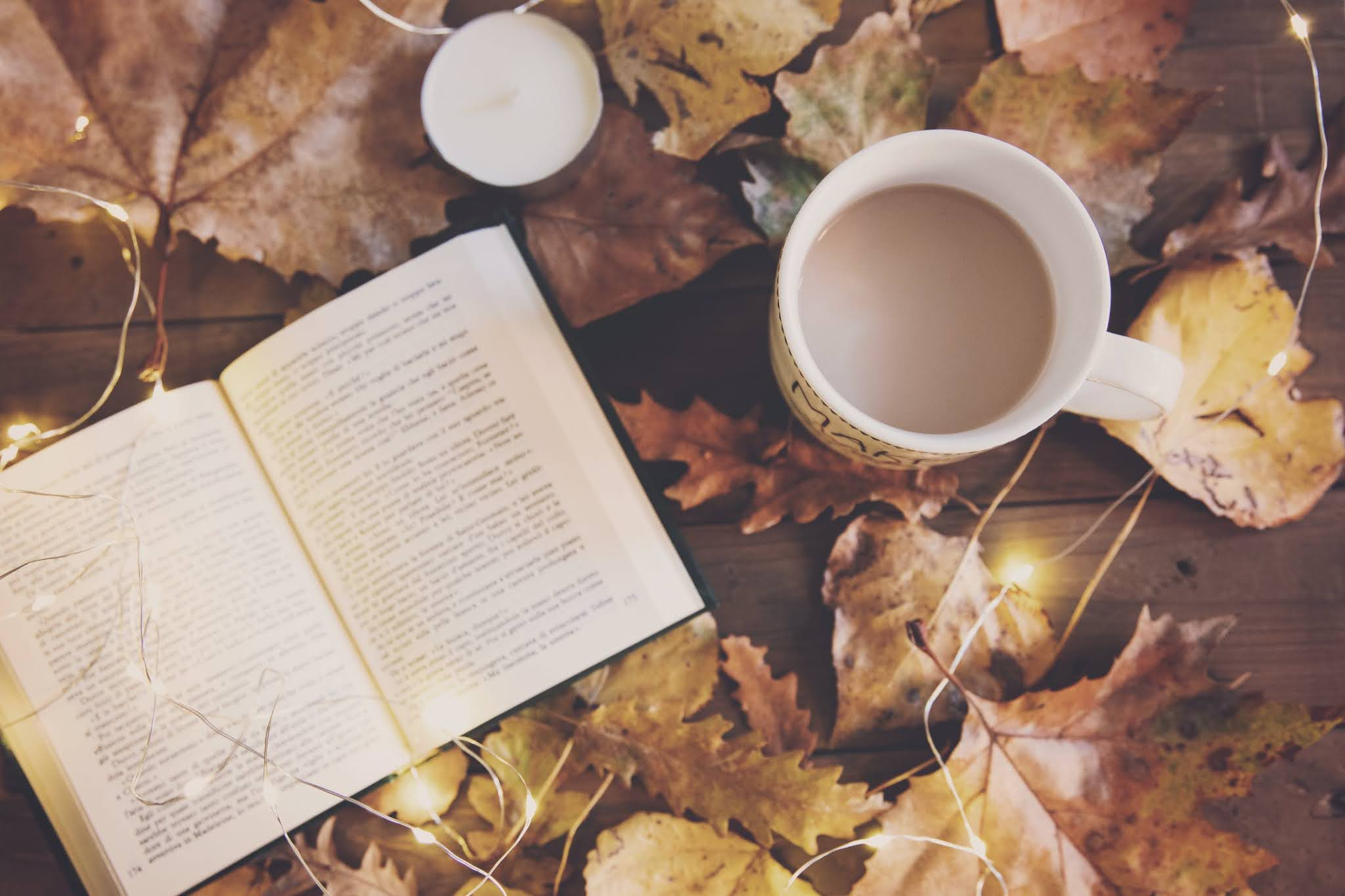 Reading in the Fall