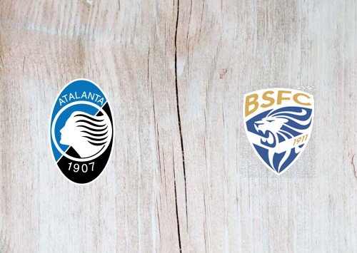 Atalanta vs Brescia -Highlights 14 July 2020