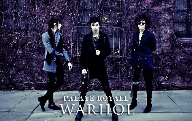 Guitar Chords Palaye Royale Warhol Lyrics And Guitar Chords