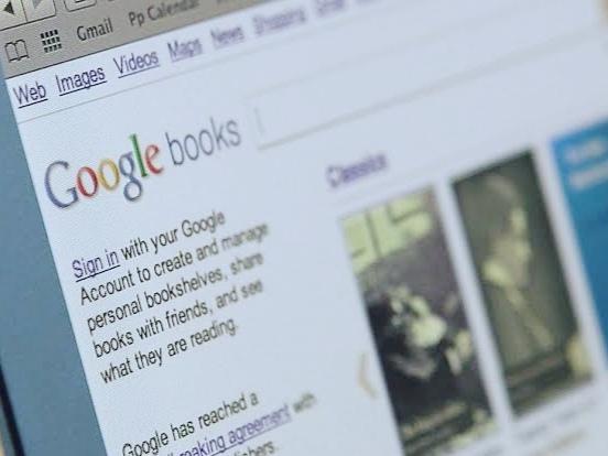 شرح كتب جوجل